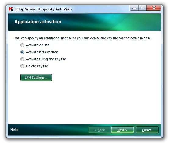 Kaspersky 8.0.0.1081 For Windows 7 All Builds Download