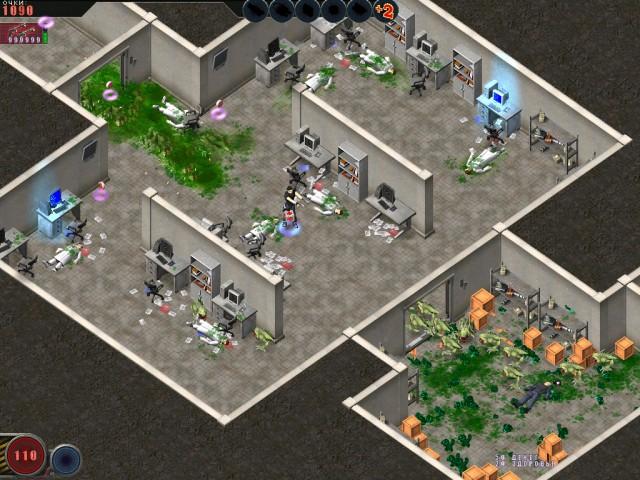 Скачать бесплатно Alien Shooter v1.62 (Алиен шутер) .