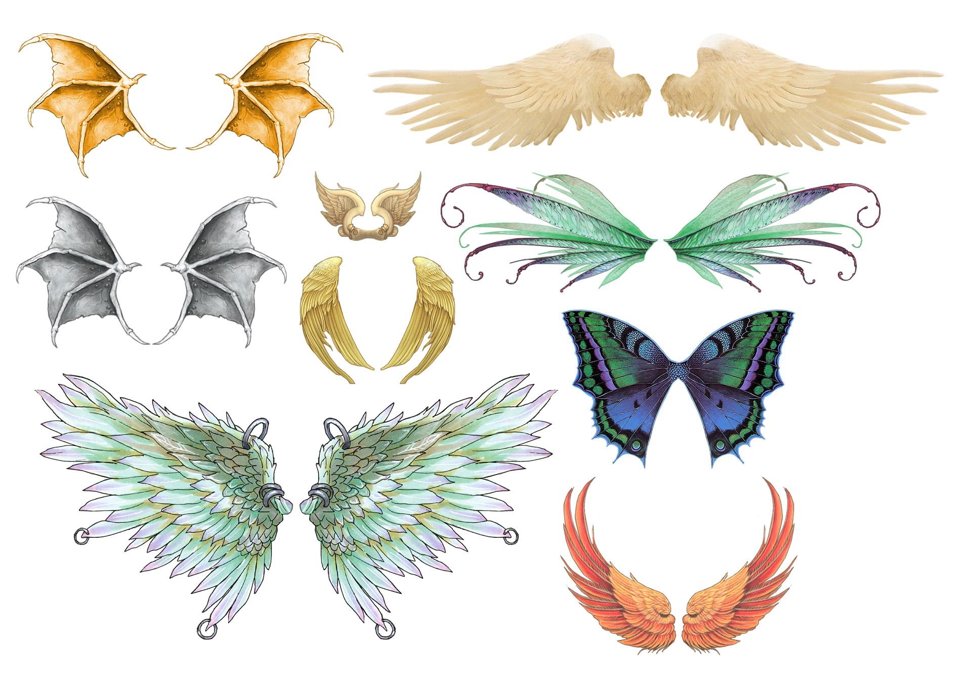 Как качать крылья с гантелями - 855bd