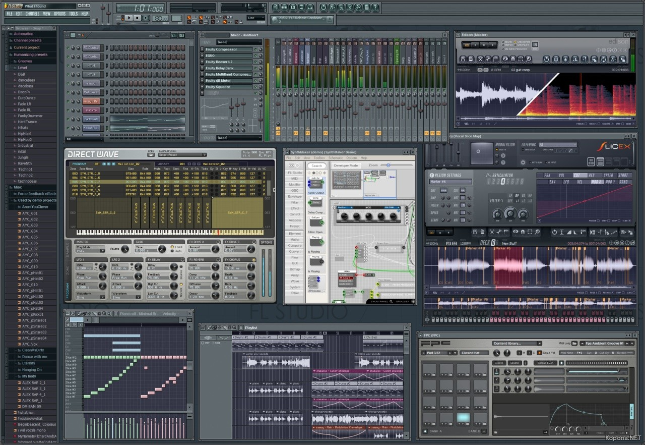 Discount price fl studio 9 producer xxl