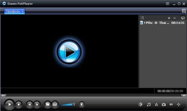Daum PotPlayer 1.5.33556 x86 Portable скачать бесплатно