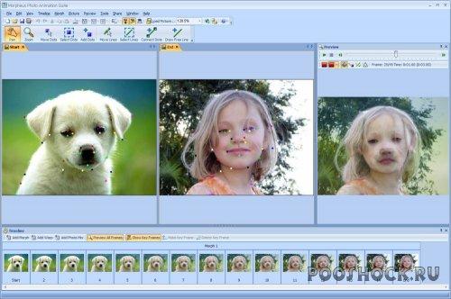 morpheus photo animation suite mac 3.00