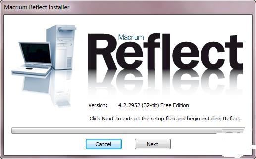 Macrium Reflect FREE Edition 4.2.2952(x32/x64) скачать бесплатно