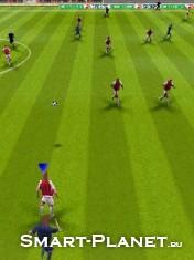 описание футбольных ударв