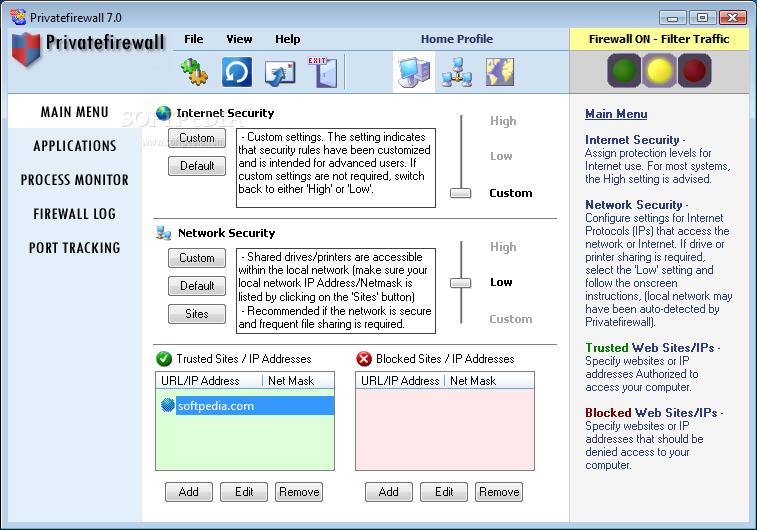 Privatefirewall 7.0.26.3 скачать бесплатно