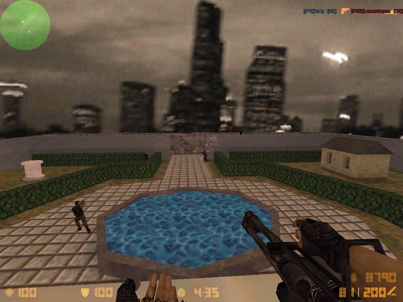 Скачать Counter-Strike: Source v34 [КСС в 34 / Русская / Боты] | 600x800