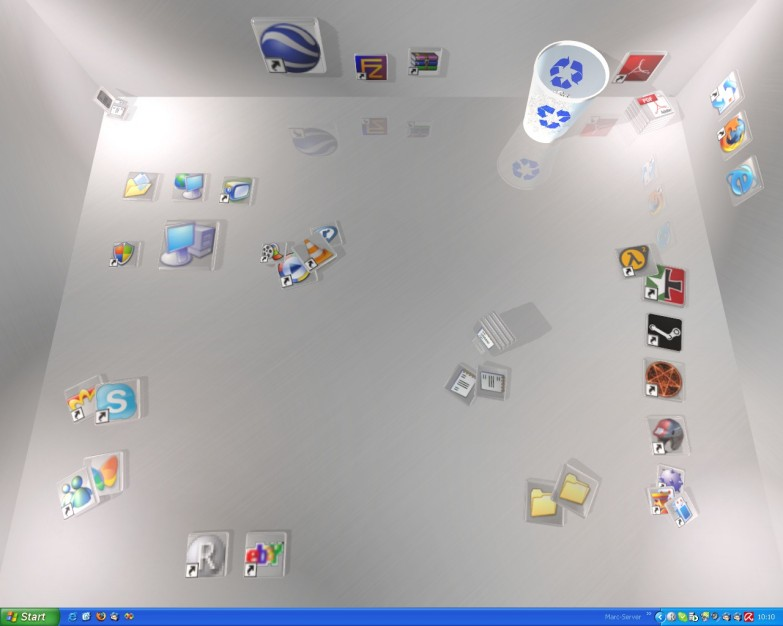 Size 8 MB, En/Ru, Cracked, real-desktop.de. Real Desktop - очень