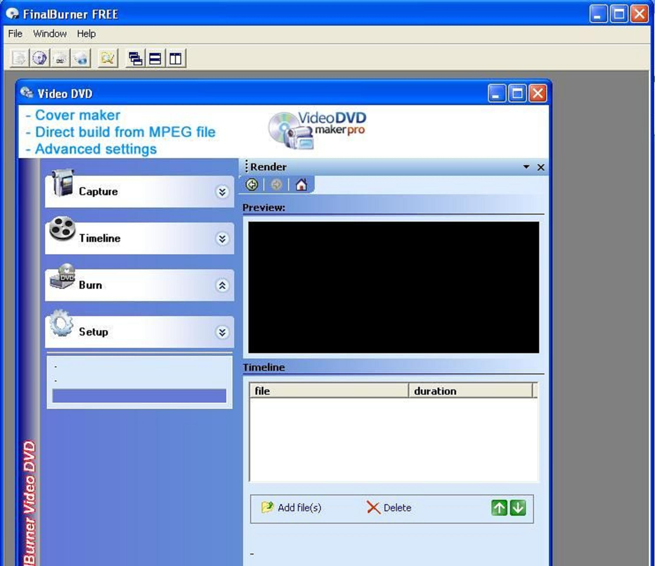 Скачать программу FinalBurner Free 2.13.0.163 бесплатно.