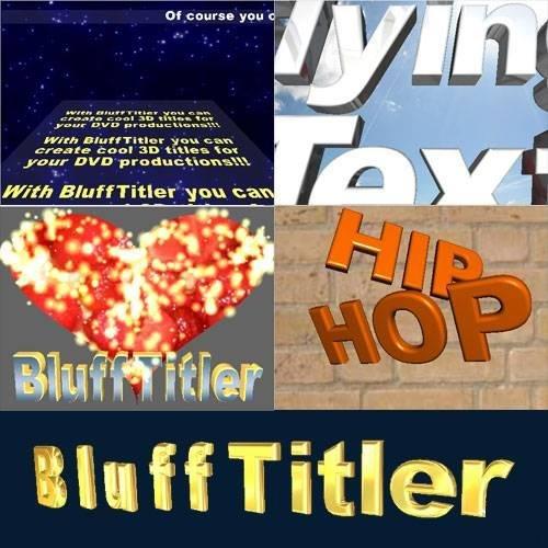 Скачать BluffTitler DX9 version 7.25 RUS бесплатно.