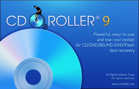 CDRoller v9.51.10.0 Русская версия скачать бесплатно