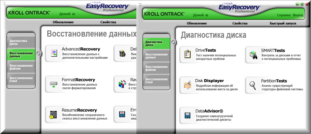 easy recovery professional portable