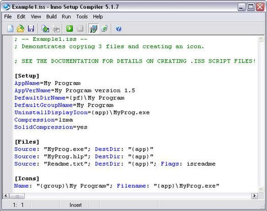 Inno Setup Compiler 5.4.2.