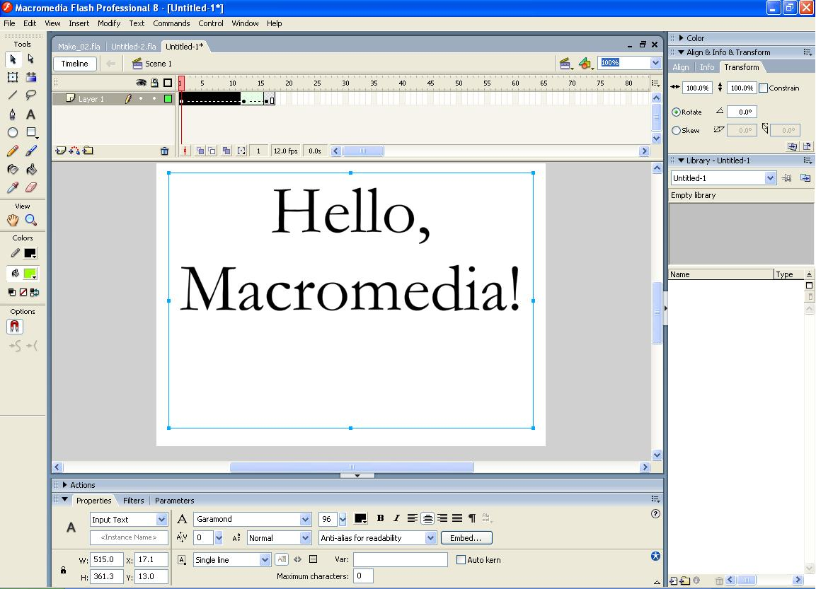 Macromedia flash 8 portable english free download