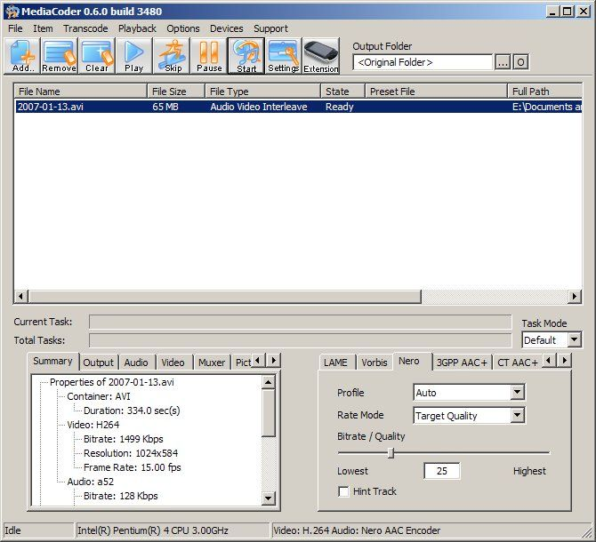 mediacoder 0.6.0