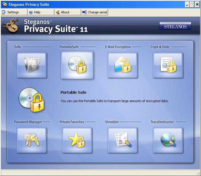 Steganos Privacy Suite 11 скачать бесплатно