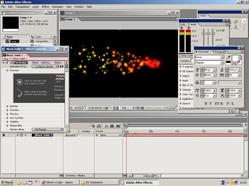 Adobe After Effects Плагины Торрент