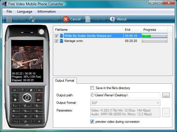mobile video converter скачать: