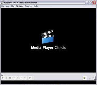 Media Player Classic Home Cinema 1.7.7 (х86) скачать бесплатно