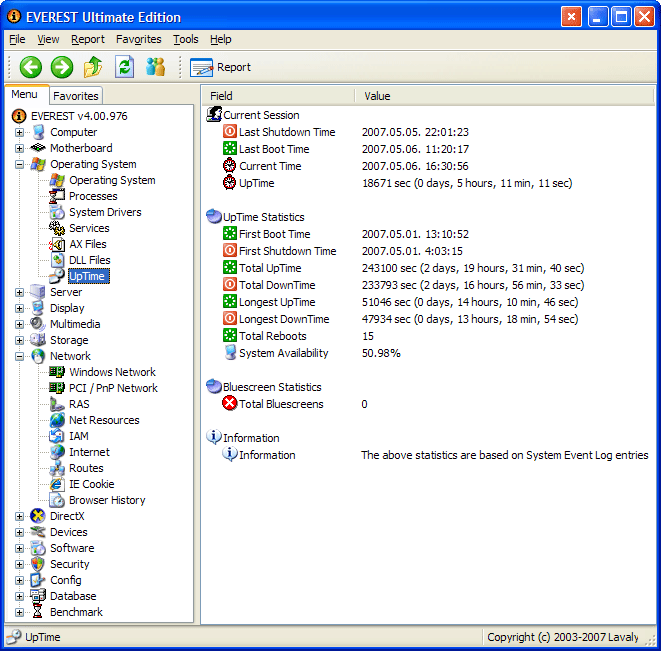 EVEREST Ultimate Edition screenshot 5.