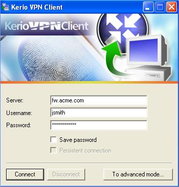 Kerio Vpn Client 7 - фото 7