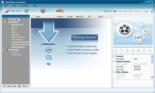 Any video converter 3 2 1 0 free tfile ru