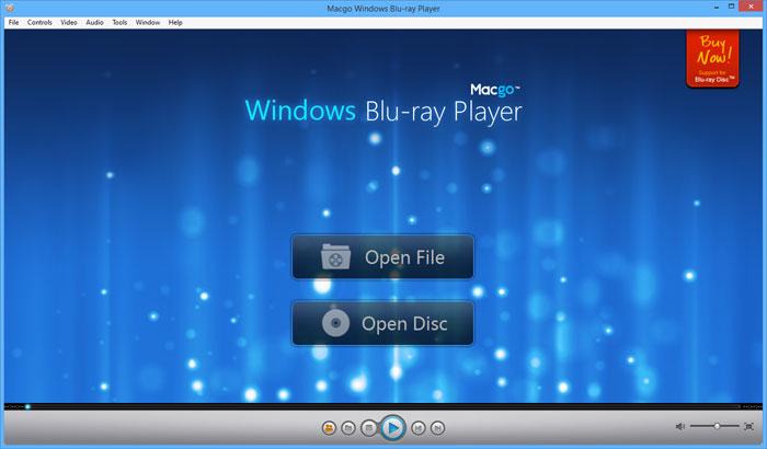 Macgo Windows Blu-ray Player 2.10.5 скачать бесплатно