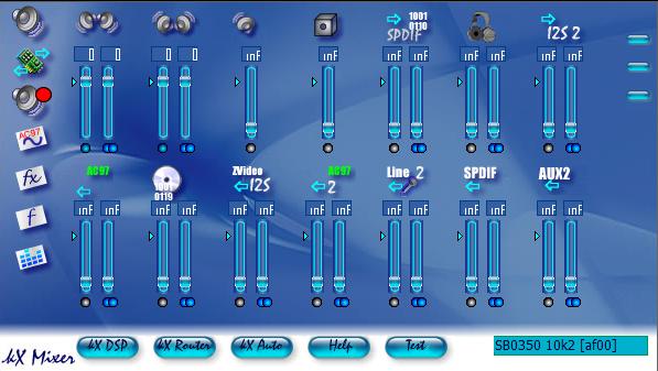 Драйвера звуковой sound blaster audigy 4
