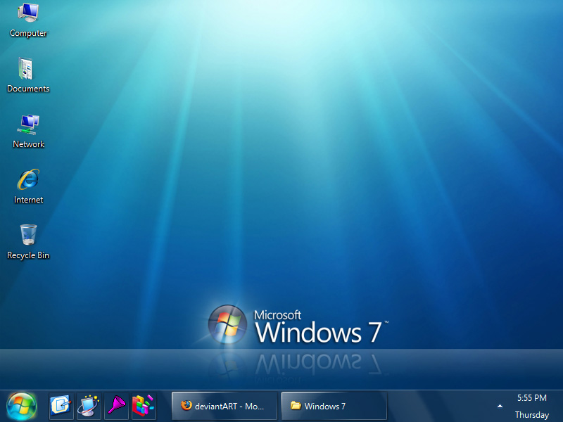 Windows 7 Style Themes Xp Free Download