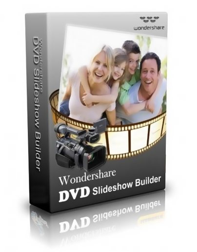 Wondershare DVD Slideshow Builder Deluxe 6.1.10.62 скачать бесплатно