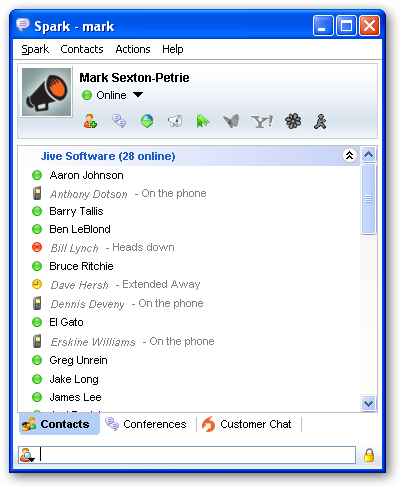 Cisco jabber helps you communicate and work with colleagues, partners, and customers